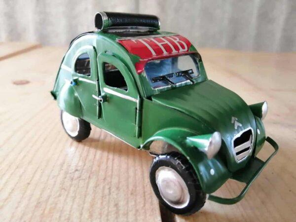 2cv model car handmade