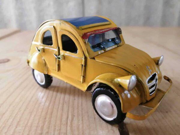 handmade model 2cv