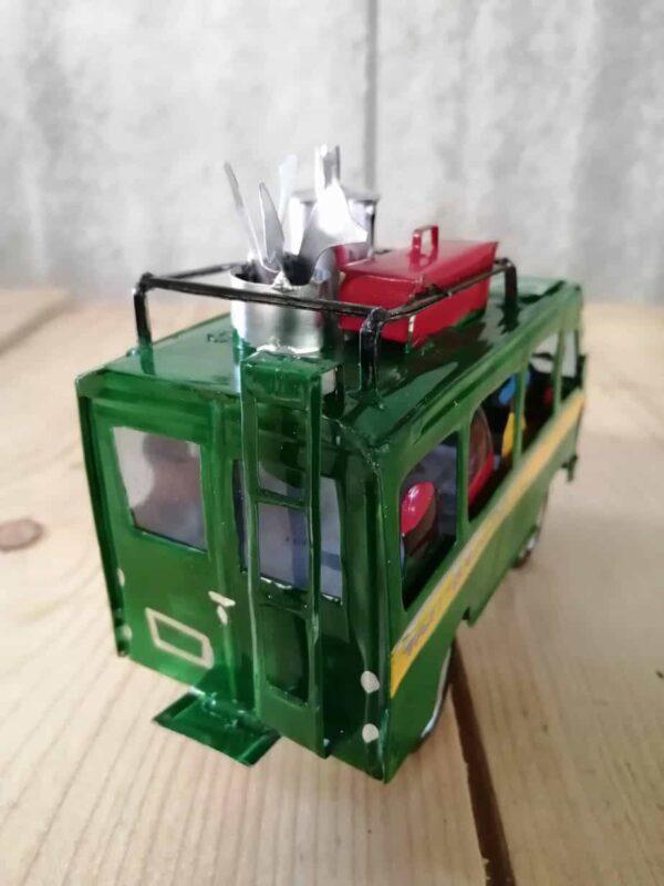 handmade model bush taxi