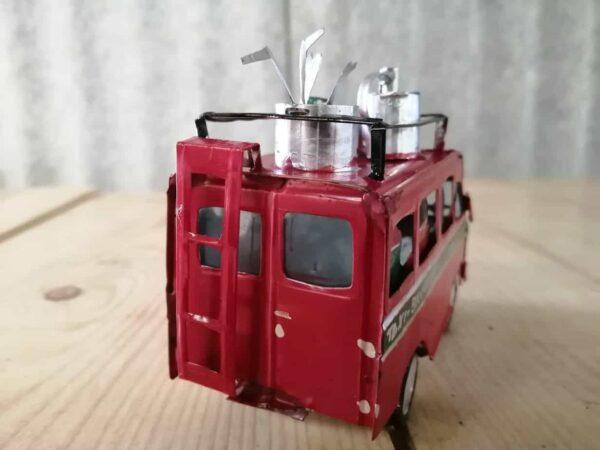 handmade bush taxi
