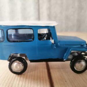 model toyota landcruiser