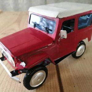 handmade model landcruiser