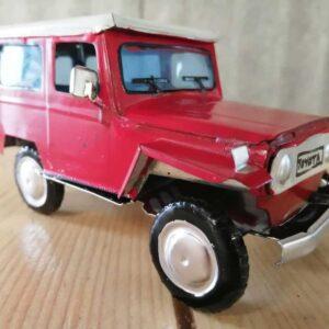 handmade model landcruise