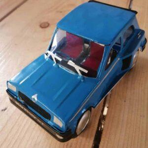 handmade renault 5 turbo