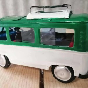handmade vw bus