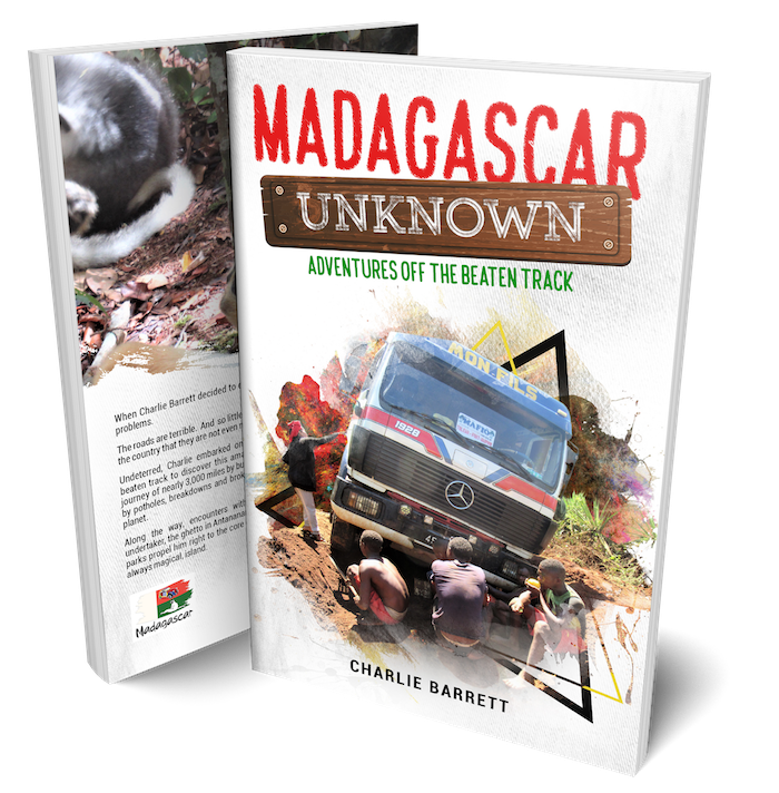 Madagascar Unknown travel book